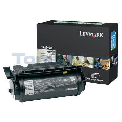 LEXMARK T632 TONER CARTRIDGE FOR LABEL APPS RP 32K